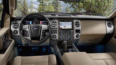 2016 Ford Expedition Zionsville In Interior