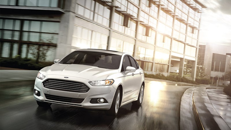 2016 Ford Fusion Indianapolis In