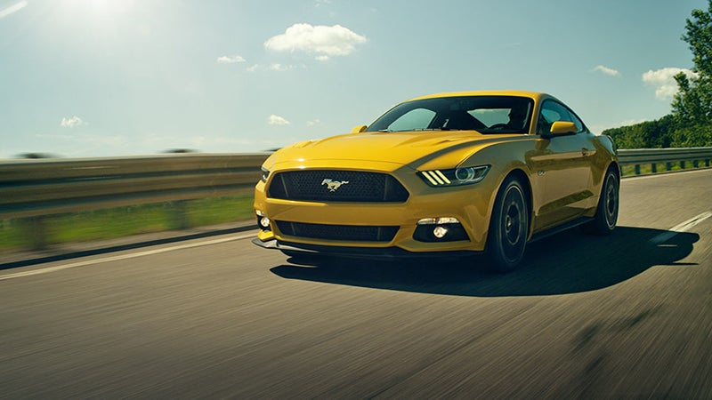 2016 Ford Mustang Indianapolis In